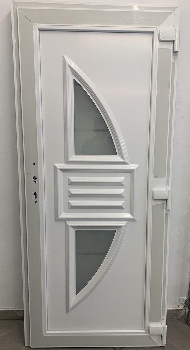 "Wintech műanyag bejárati ajtó ""Duna"""